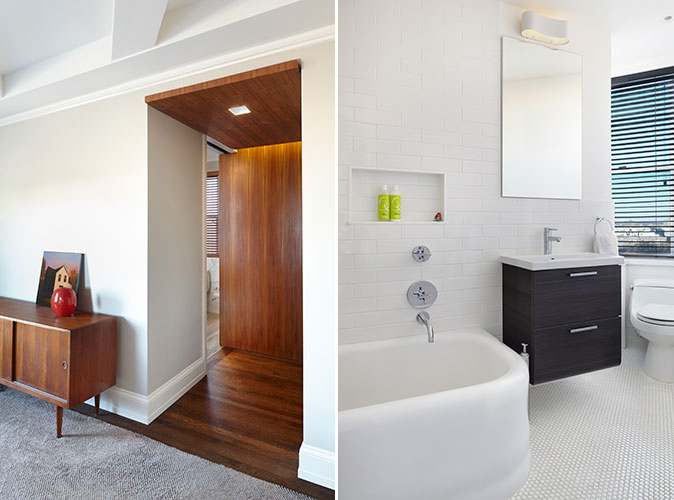 Modern Apartment Renovation Bathroom
