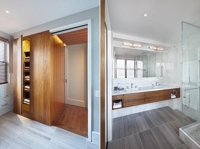 Modern Apartment Renovation Bathroom