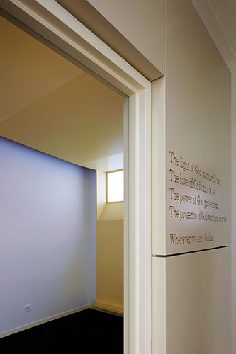 Prayer Room, Unity of New York