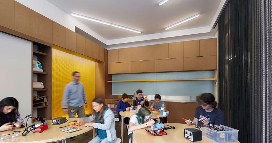 Pell Overton Architecture Research Design